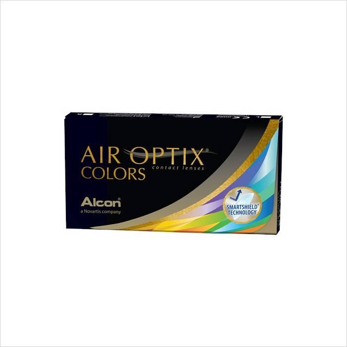 Air Optix Colours 6 Pack - Turquoise